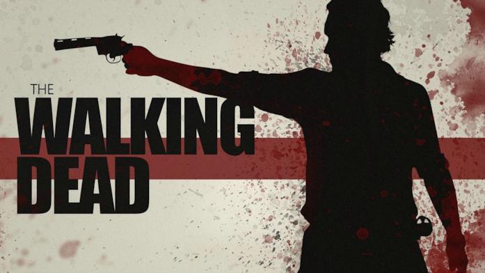 Un'immagine promozionale di The Walking Dead