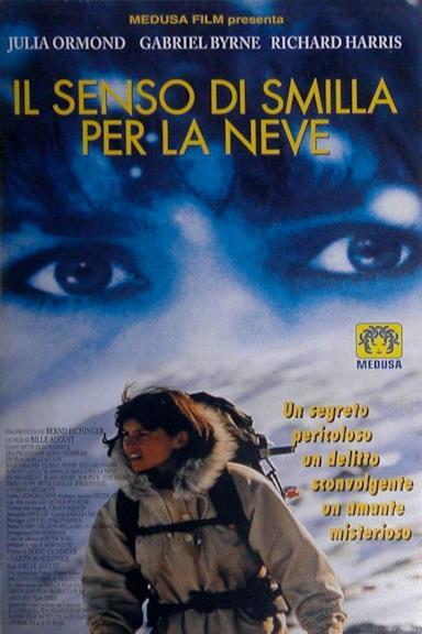 Poster Il senso di Smilla per la neve