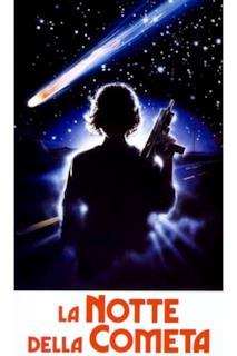 Poster La notte della cometa