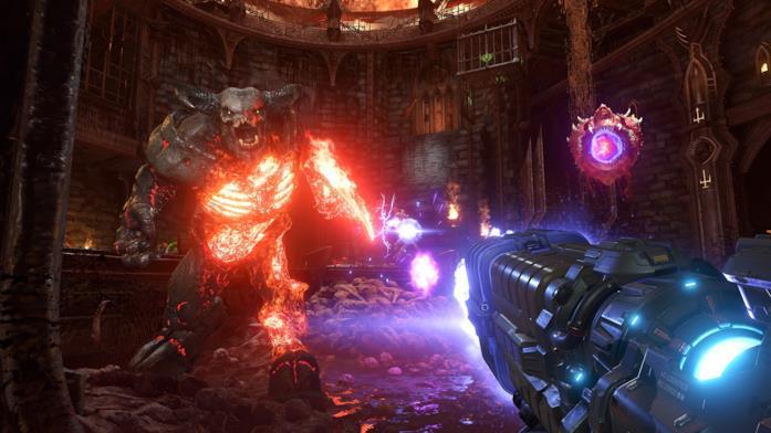 Doom Eternal plasma gun