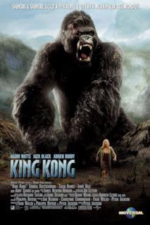 Poster King Kong