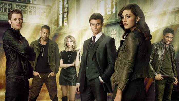 The Originals, i protagonisti in un poster promozionale