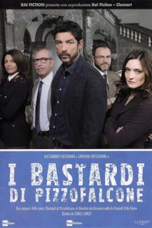 Poster I bastardi di Pizzofalcone