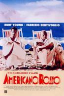 Poster Americano rosso