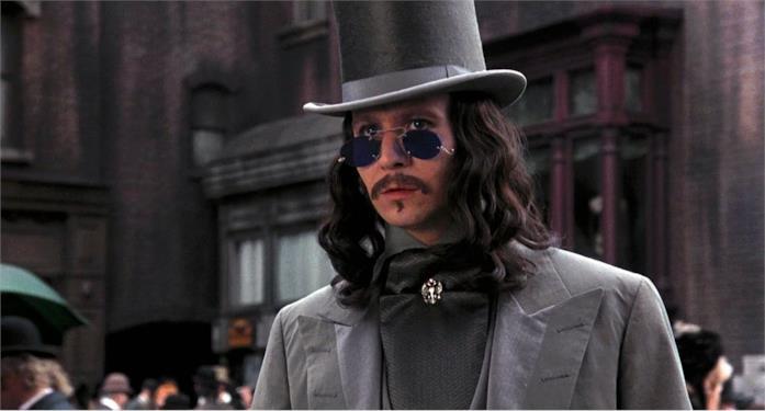 Un'immagine che ritrae Gary Oldman nei panni del Conte Dracula