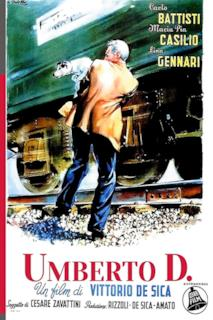 Poster Umberto D.