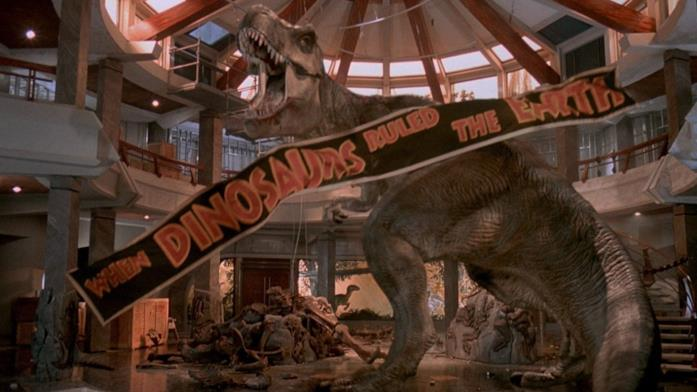 Il T-Rex ritornerà in Dominion