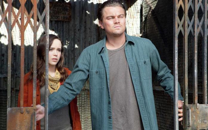 Arianna e Cobb sono interpretati di Ellen Page e Leonardo DiCaprio
