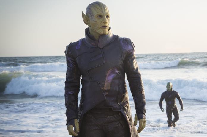 Talos in Captain Marvel