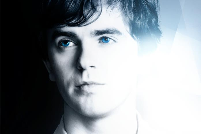Il protagonista di The Good Doctor Freddie Highmore
