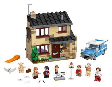LEGO - Privet Drive
