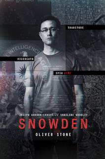 Poster Snowden