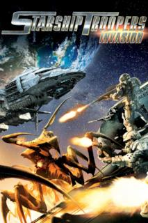 Poster Starship Troopers - L'invasione