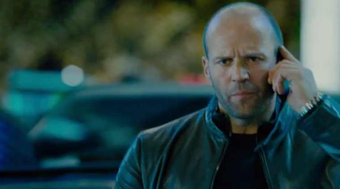 Jason Statham in Fast & Furious 6