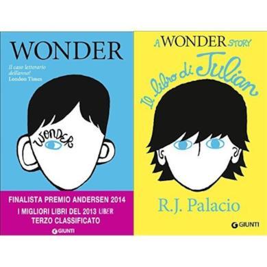 Selezione Wonder: Wonder + Il libro di Julian. A wonder story
