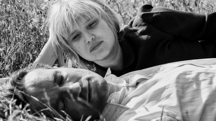 Joanna Kulig e Tomasz Kot in una scena del film