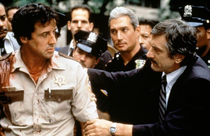 Sylvester Stallone, sceriffo da Oscar in Cop Land