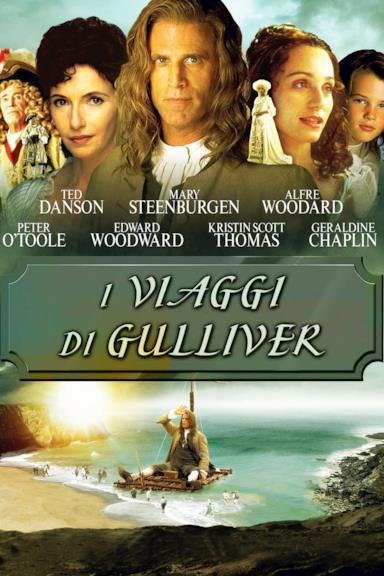 Poster I viaggi di Gulliver