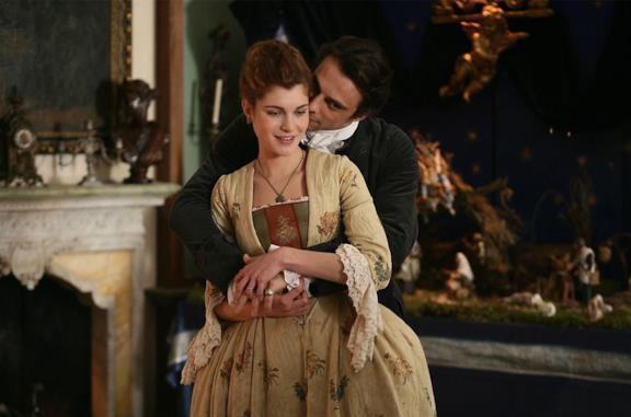 Fabrizio ed Elisa in Elisa di Rivombrosa