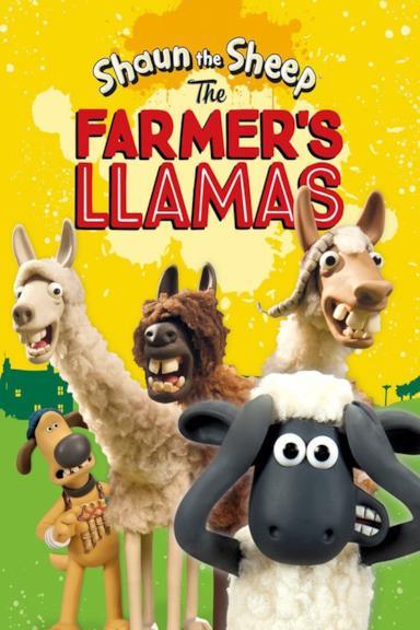 Poster Shaun the Sheep: The Farmer's Llamas