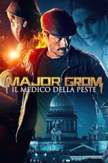 Poster Major Grom: Il medico della peste
