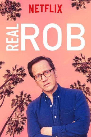 Poster Real Rob