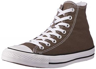 Converse All Star, Sneaker a Collo Alto Unisex - Adulto, Grigio (Charcoal)