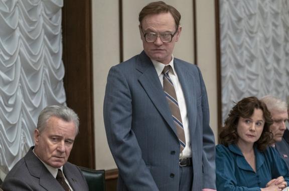 Jared Harris è Valerij Alekseevič Legasov in Chernobyl