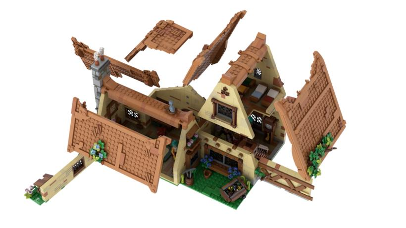 Casa di Biancaneve e i sette nani