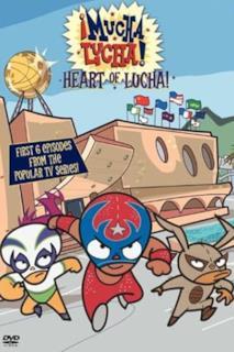 Poster ¡Mucha Lucha!