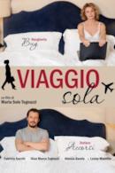 Poster Viaggio sola