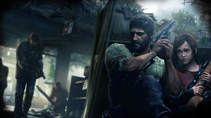 Joel e Ellie, protagonisti di The Last Of Us