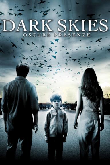 Poster Dark Skies - Oscure presenze
