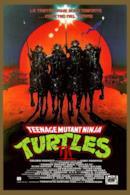 Poster Tartarughe Ninja III