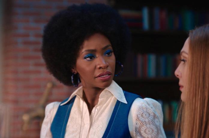 Teyonah Parris è Geraldine nel terzo episodio di WandaVision