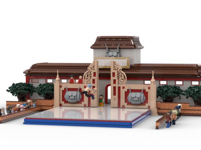 LEGO custom Dragon Ball
