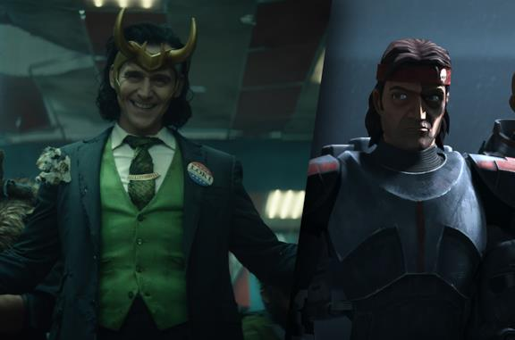 Loki dall'11 giugno su Disney+, Star Wars: The Bad Batch a maggio