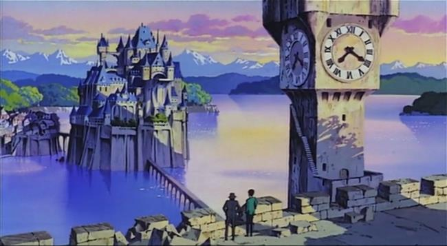 Il film di Lupin diretto da Miyazaki