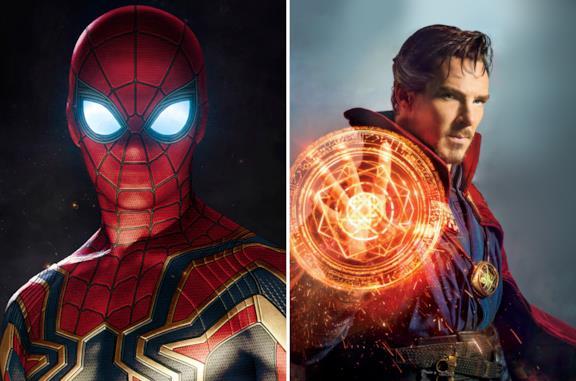 Spider-Man: No Way Home, sguardo avvicinato al costume del protagonista (alimentato dalla magia di Strange?)