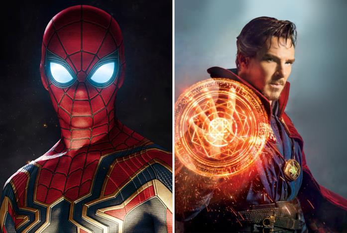 Spider-Man e Doctor Strange