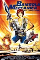 Poster Bambola meccanica mod. Cherry 2000