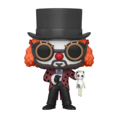 La Casa Di Carta - Il Professore Truccato Da Clown Pop! Vinyl