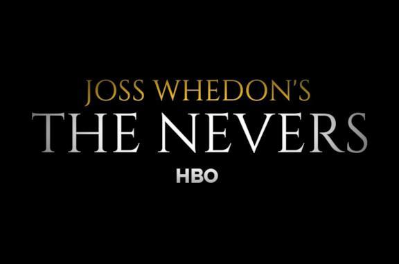 Il logo ufficiale della serie The Nevers