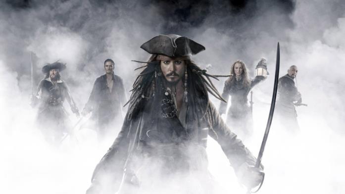 I personaggi di Pirati dei Caraibi - Ai confini del mondo