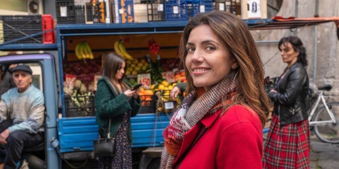 Mina Settembre lavora nel cuore del Rione Sanità