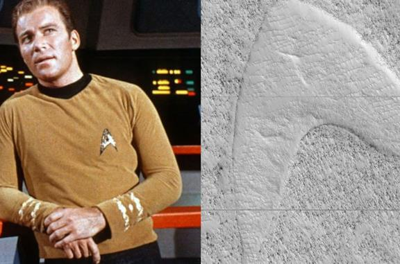 Leonard Nimoy e William Shatner sono Spock e Kirk sul set di Star Trek