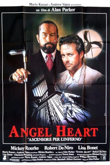 Poster Angel Heart - Ascensore per l'inferno