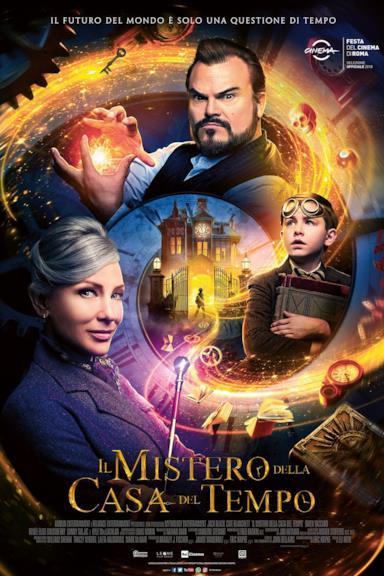 Poster Il mistero della casa del tempo