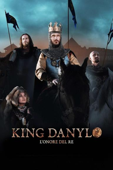 Poster King Danylo - L'onore del re