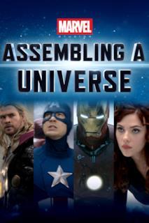 Poster Marvel Studios: Assembling a Universe